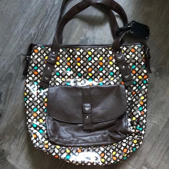 Roxy Vintage Large Shoulder Bag